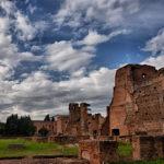 Der Palatinhügel in Rom