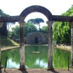 Die Villa Adriana in Tivoli