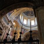 Die Basilica Santa Maria Maggiore in Rom
