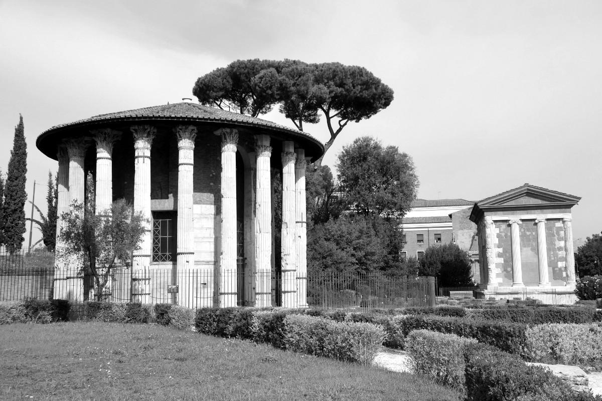 Forum Boarium Rom