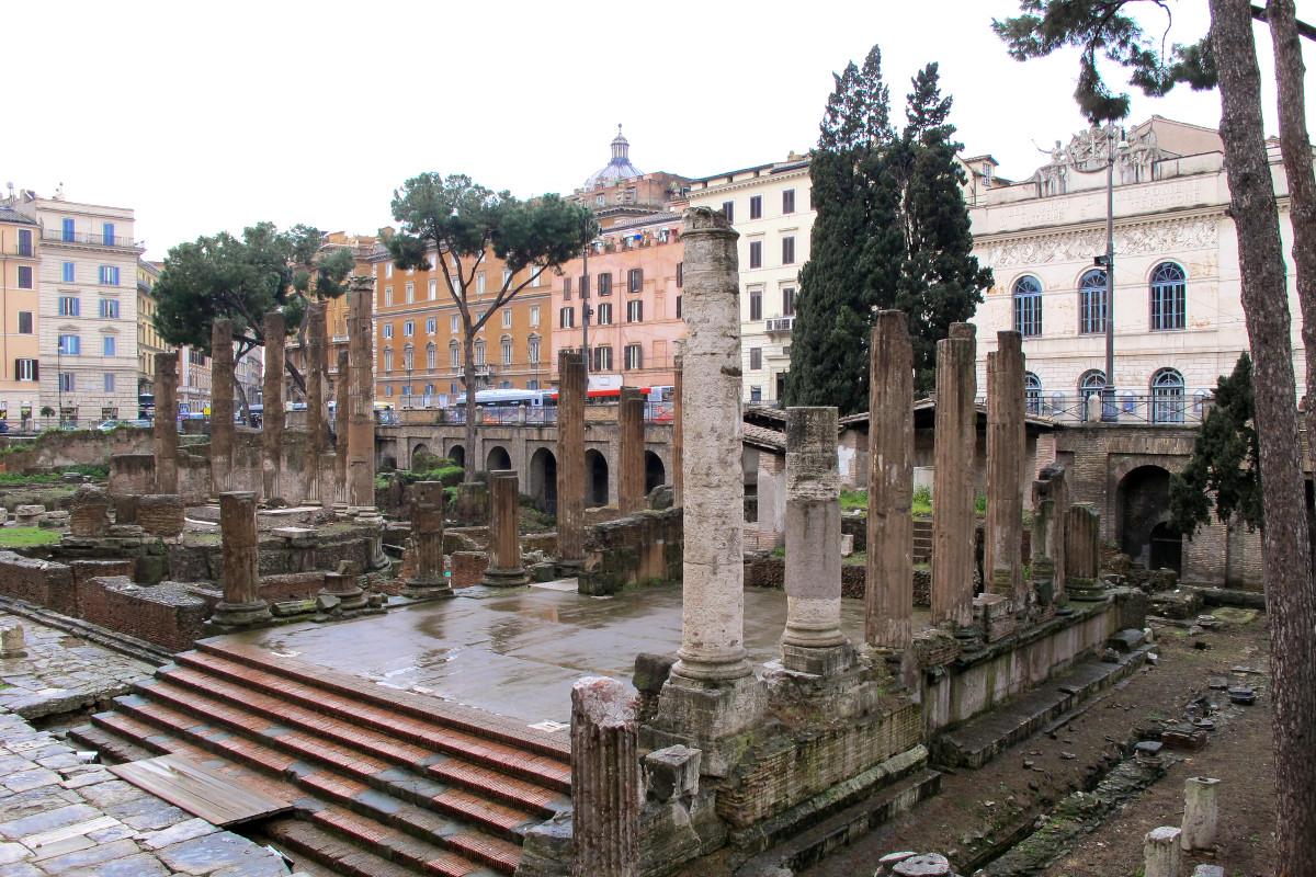 Roma am Wochenende besichtigen