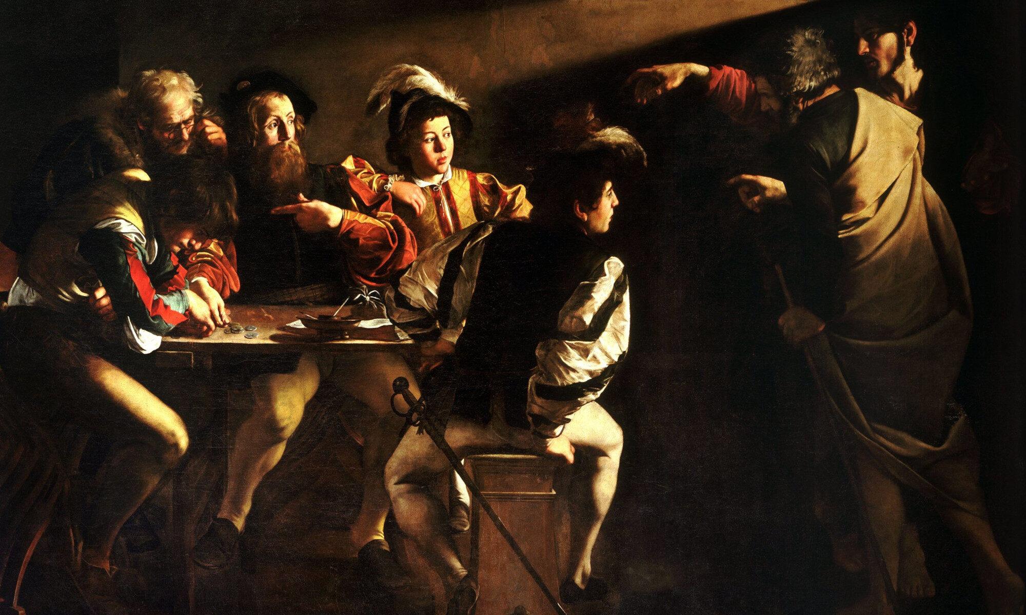 Caravaggio in Rom